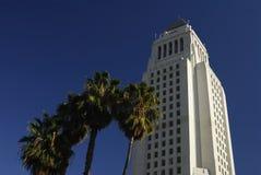 Cidade salão de Los Angeles Imagens de Stock Royalty Free