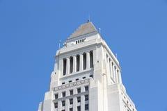 Cidade salão de Los Angeles imagem de stock royalty free