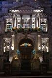 Cidade salão de Montreal Imagens de Stock Royalty Free