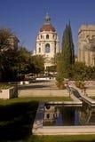 Cidade salão de Pasadena Imagem de Stock Royalty Free
