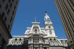 Cidade salão de Philadelphfia Fotografia de Stock
