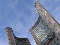 Cidade salão de Toronto Imagem de Stock Royalty Free