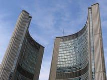 Cidade salão de Toronto Imagem de Stock