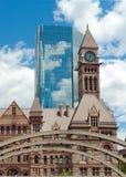 Cidade salão de Toronto Foto de Stock Royalty Free