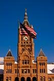Cidade salão - Salt Lake City Foto de Stock