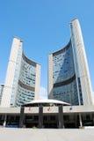 Cidade salão, Toronto Imagens de Stock Royalty Free