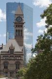 Cidade salão velha Fotografia de Stock Royalty Free