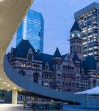 Cidade salão velha, Toronto Imagens de Stock