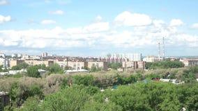 Cidade Samara Russia vídeos de arquivo