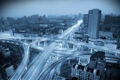 Cidade Scape Foto de Stock