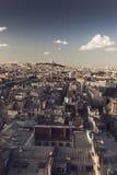 Cidade Scape de Paris imagens de stock