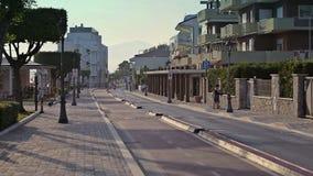 Cidade Sperlonga Itália filme