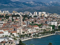Cidade - Split Foto de Stock