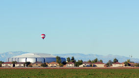 Cidade urbana e rural de Peoria, AZ Imagens de Stock Royalty Free