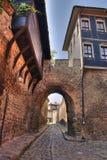 Cidade velha Fotos de Stock Royalty Free