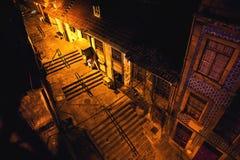 Cidade velha Foto de Stock Royalty Free
