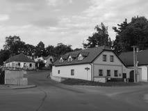 Cidade velha Fotografia de Stock