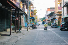 Cidade velha Imagem de Stock