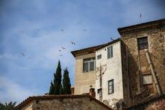 Cidade velha Fotografia de Stock Royalty Free