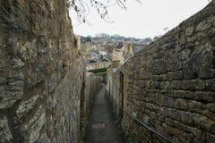 Cidade velha agradável Bradford em Avon em Reino Unido foto de stock royalty free