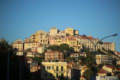 Cidade velha bonita Fotos de Stock