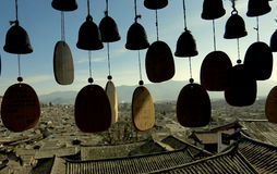 Cidade velha bonita de Lijiang, Yunnan Imagem de Stock
