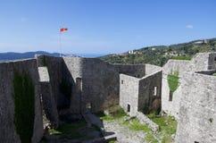 Cidade velha da barra, Montenegro Fotos de Stock Royalty Free
