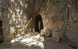 Cidade velha da barra, Montenegro Imagens de Stock
