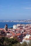 Cidade velha de agradável, France Imagens de Stock Royalty Free