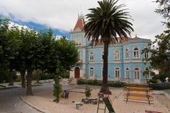 Cidade velha de Alcobaca Foto de Stock Royalty Free