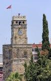 A cidade velha de Antalya fotos de stock
