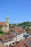 Cidade velha de Berna Foto de Stock Royalty Free