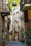 Cidade velha de Chania Fotos de Stock