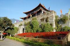 A cidade velha de Dali fotos de stock royalty free