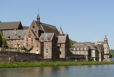 Dinant (Bélgica) fotos de stock