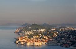 Cidade velha de Dubrovnik Imagens de Stock