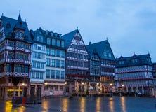 Cidade velha de Francoforte fotografia de stock royalty free