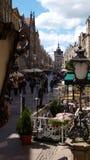 Cidade velha de Gdansk Fotos de Stock