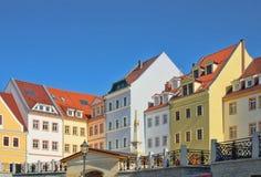 Cidade velha de Goerlitz fotos de stock royalty free