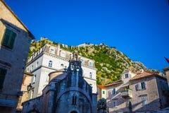 Cidade velha de Kotor Imagens de Stock Royalty Free