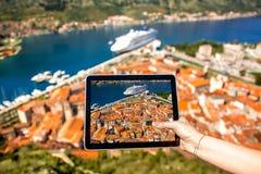 Cidade velha de Kotor Fotografia de Stock Royalty Free