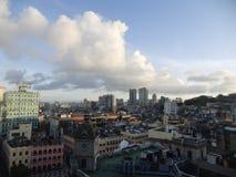 Cidade velha de Macau Imagens de Stock