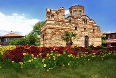 Cidade velha de Nesebar Foto de Stock