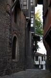 Cidade velha de Plovdiv Foto de Stock
