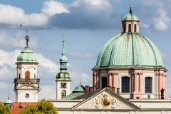 Cidade velha de Praga fotografia de stock royalty free
