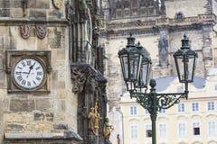 Cidade velha de Praga fotos de stock