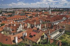 Cidade velha de Praga, república checa Imagens de Stock Royalty Free