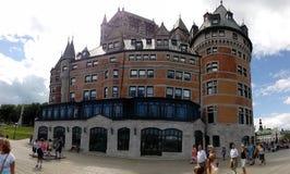 Cidade velha de Québec Fotos de Stock Royalty Free