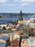 Cidade velha de Riga Fotos de Stock Royalty Free