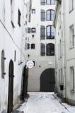 A cidade velha de Riga Foto de Stock Royalty Free